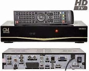 Golden Media Unibox Wizard HD Class Spark Receiver Software