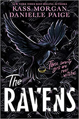 The Ravens by Kass Morgan and Danielle Paige  cover