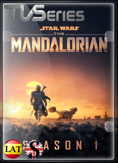 The Mandalorian (Temporada 1) WEB-DL 1080P LATINO/INGLES
