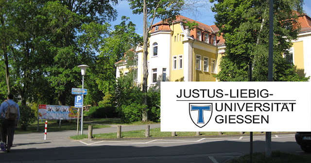 International PhD Position at Justus Liebig University Giessen in Germany, 2017