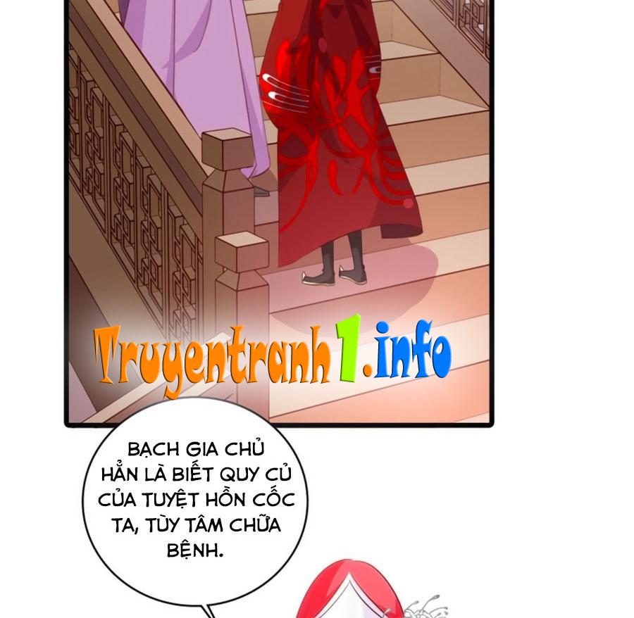 Phản Phái Nữ Đế Lai Tập chap 31 - Trang 23