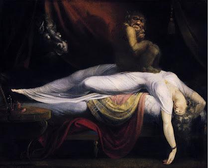 The Nightmare, Fuseli 1781
