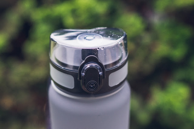Gear of the Week #GOTW KW 02  PURECHAMP Trinkflasche 1000ml  Getränkeflasche-Wandern  Trinkflasche-Wandern 08
