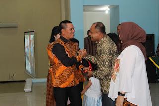 Letkol Inf Wahyu Yuniartoto, S. E, M.Tr Resmi Menjabat Sebagai Komandan Kodim 0703/Cilacap Yang Baru
