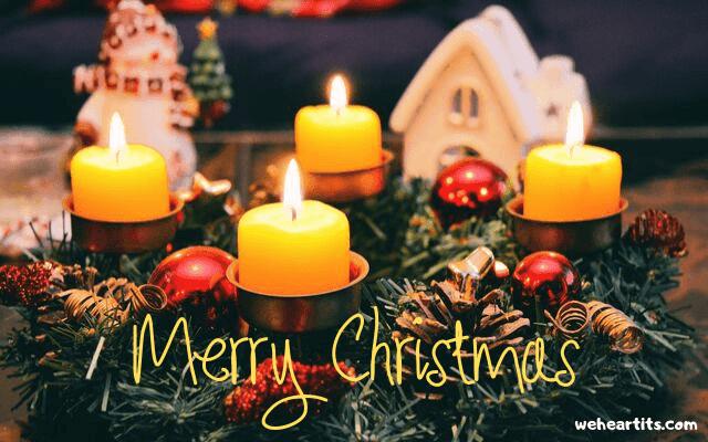 happy christmas day 2018