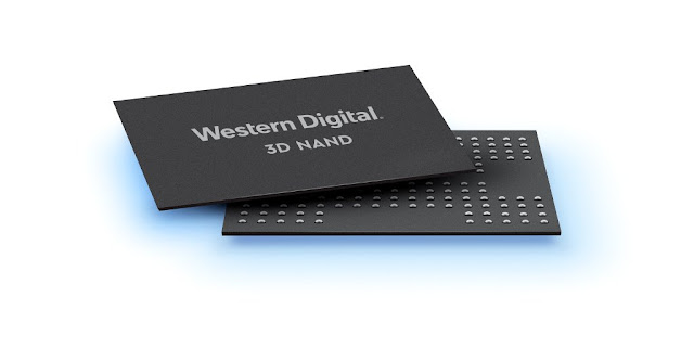 Western Digital launches BiCS5 3D NAND Technology for AI, Connected Cars and Mobile devices