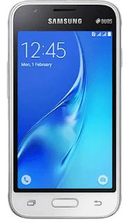 Firmware Samsung Galaxy J1 Mini SM-J105F