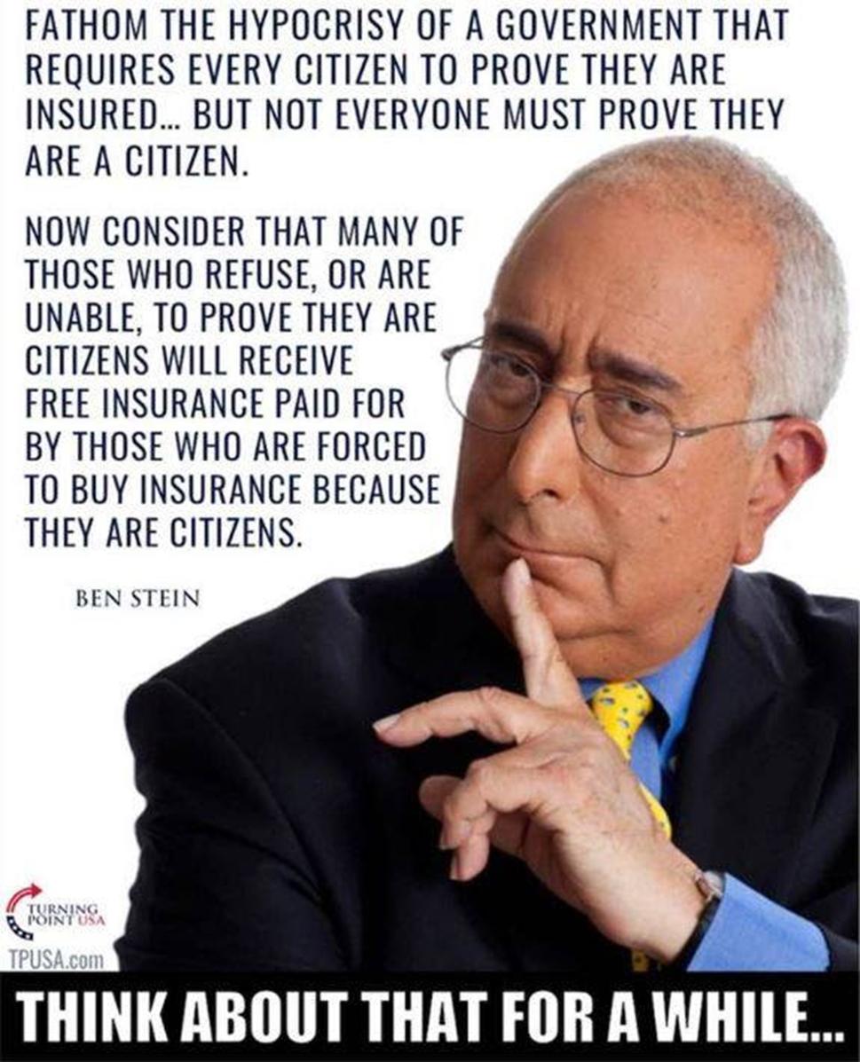 ben stein insurance quote