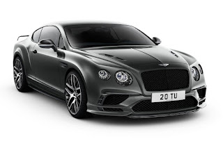 Bentley Continental Supersports (2017) Front Side