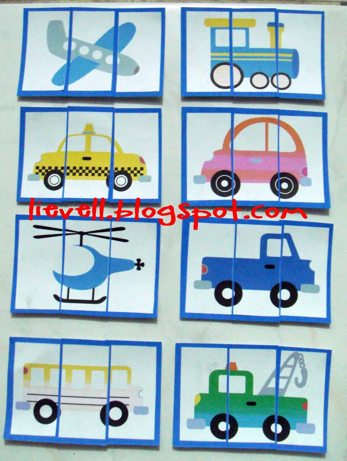 Toddler Transportation Week