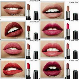 mary kay gel semi matte lipstik terbaik tahan lama