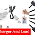 CELL PHONE REPAIRING USB CHARGER AND LEAD