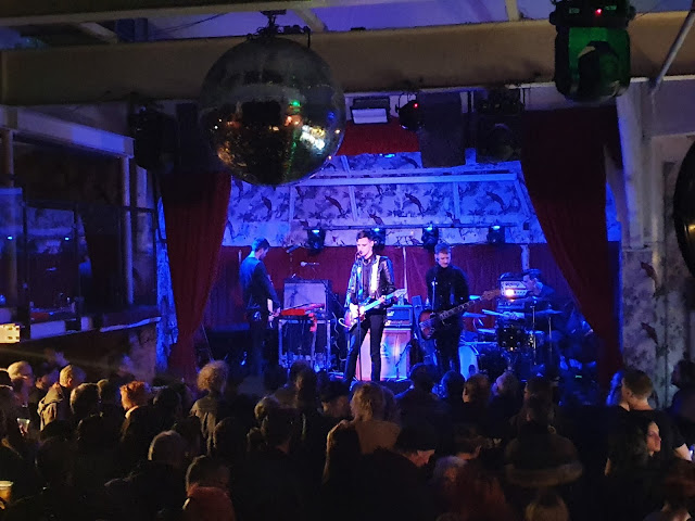 The Violent Hearts at The Deaf Institute, Manchester Jan 2020