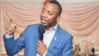 DSS Releases Charges Against Sowore, Includes Cyberstalking Buhari