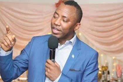 DSS Releases Charges Against Sowore, Includes Cyberstalking Buhari (Read Full Details)