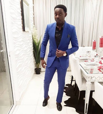 comedian AY and his wife step out in glamour way