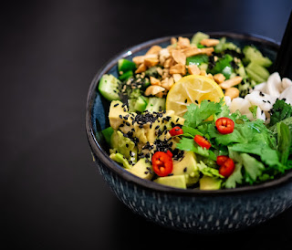 Salad recipes for dinner