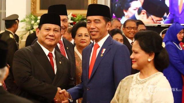 Pernah 'Berkeringat' Bersama, PKS Siapkan Pantun untuk Prabowo yang Pilih Gabung Jokowi: Tega Kau