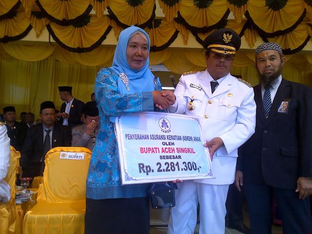 "Insiden 13 Oktober, Aceh Singkil Sangat ""Terpukul"""