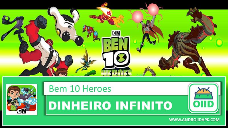 Ben 10 Heroes v1.6.0 (Mod Apk)