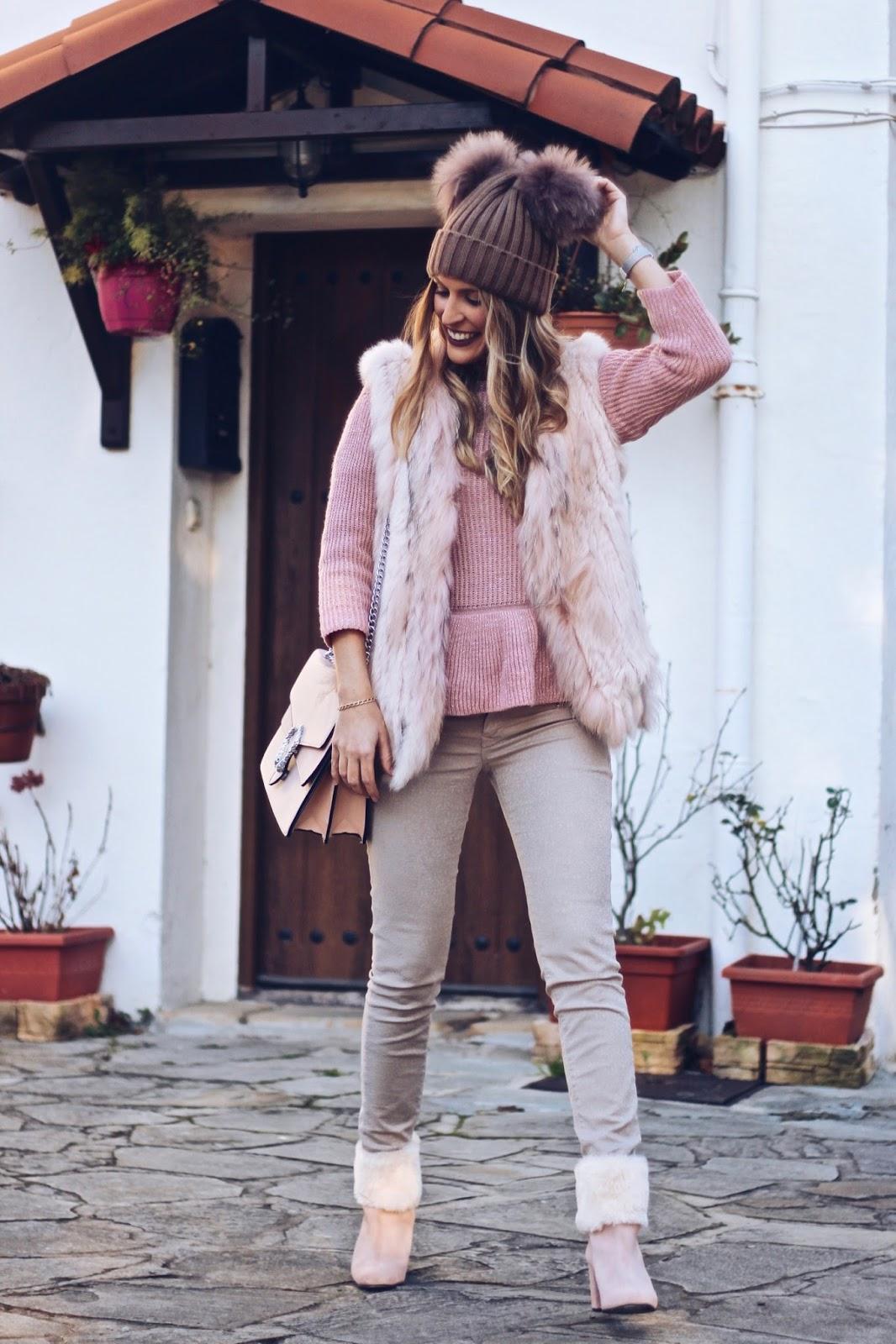 jersey rosa brillo