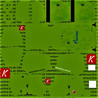 Crvena Zvezda 512 x 512 Kit GK Away