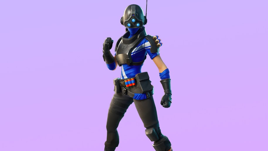Trilogy, Fortnite, Skin, Outfit, 4K, #3.1521