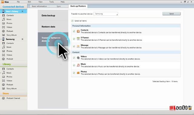 Samsung Kies Offline Installer Direct Download Link