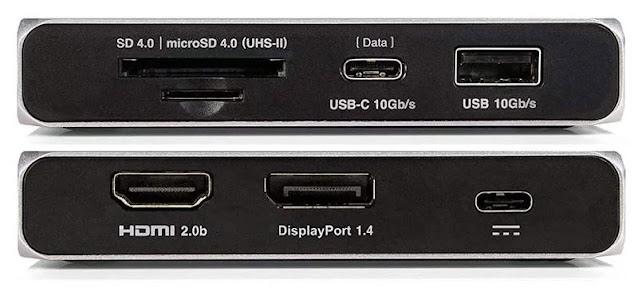 Caldigit USB-C SOHO Dock