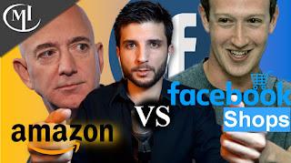 Invertir en Facebook Shops o en Amazon
