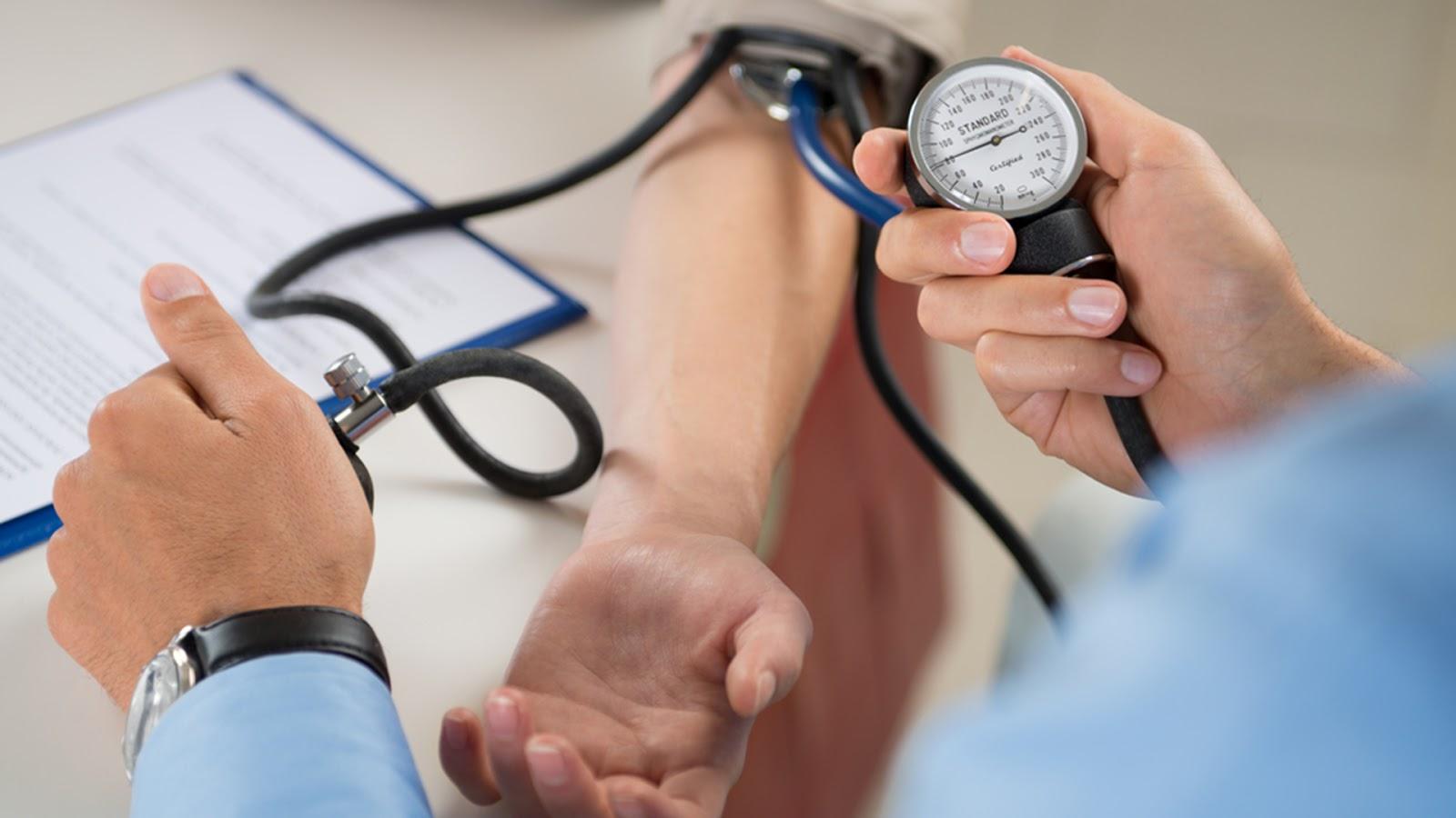 Bacaan Tekanan Darah Tinggi 200 Kini kembali Normal, Badan Pun Cergas