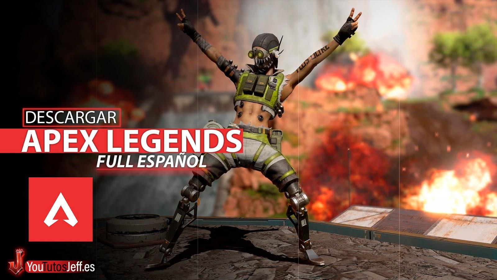 Como Descargar Apex Legends 2020 para PC FULL ESPAÑOL