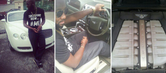 Untitled EXCLUSIVE PHOTOS OF ALL NIGERIAN CELEBRITIES WHO ACQUIRED NEW CARS IN 2013
