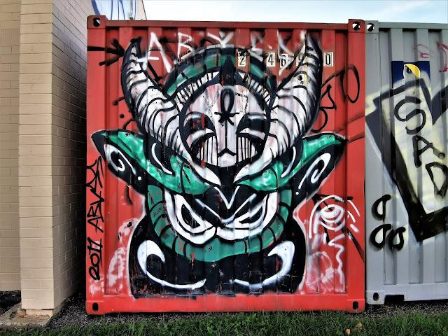 Kambah Street Art | Abyss