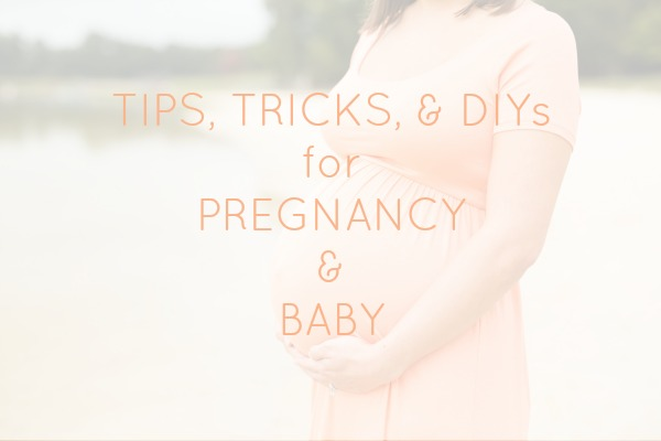 Lots of great DIY ideas for babies and nursery decor. Plus a great list of pregnancy essentials!