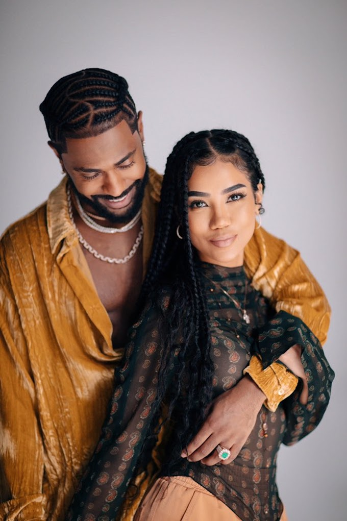 There's Love, And Then There's Jhenè Aiko And Big Sean. Check Out These Beautiful Images Of Them!