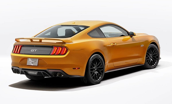 Ford Mustang 2020 Argentina