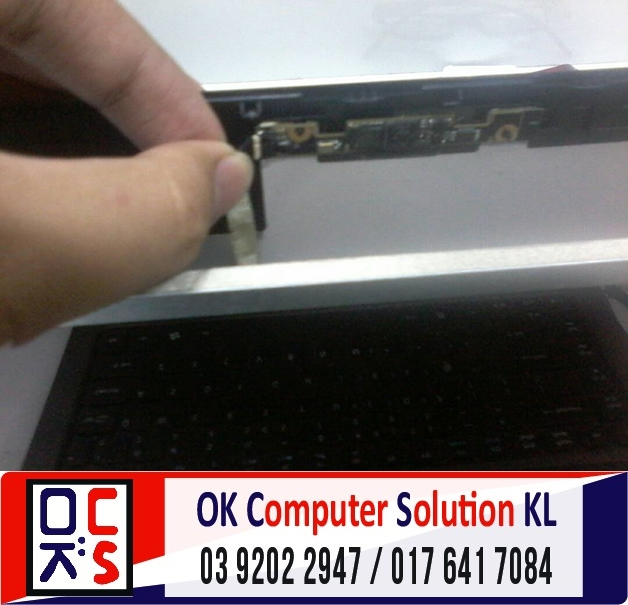 [SOLVED] SKRIN ACER ASPIRE 4750 CRACK | REPAIR LAPTOP CHERAS 3