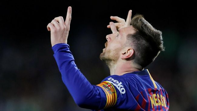 Berikut Ada Lima Pemain Yang Mendapatkan Standing Ovation Sperti Messi 2019