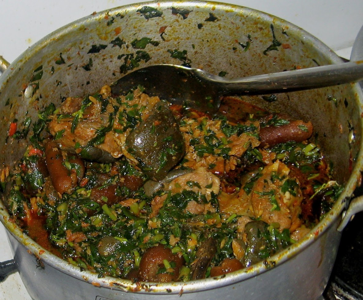 unilag graduate steal pot of soup