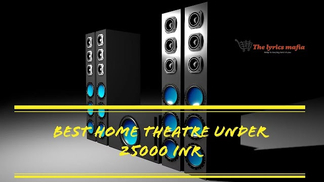 5 best home theater under 25000 in India 2021