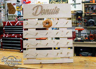 Donut Wall Plan