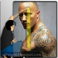 Dwayne 'The Rock' Johnson Height - How Tall