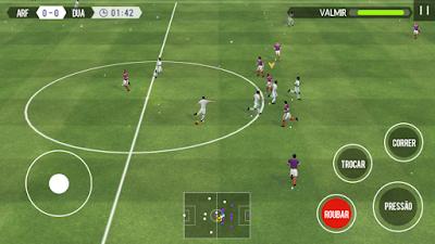 Screenshot Real Football 2017