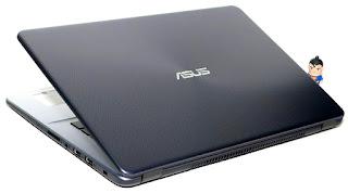 Laptop Asus VivoBook X505ZA Fullset Second di Malang