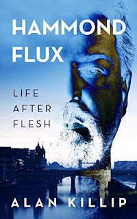 Hammond Flux, Life After Flesh - a mind bending thriller by Alan Killip