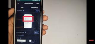 whatsapp ke home screen pe apna photo kaise lagaye - Change whatsapp home screen wallpaper