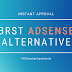Top 3 best adsense alternative for blogger