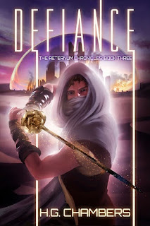 DEFIANCE by H.G. Chambers on Goodreads