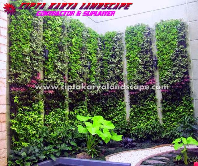 Vertikal Garden Jakarta